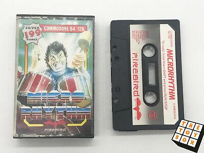 Vintage-Commodore-64-C64-Video-Game-Micro-Rhythm